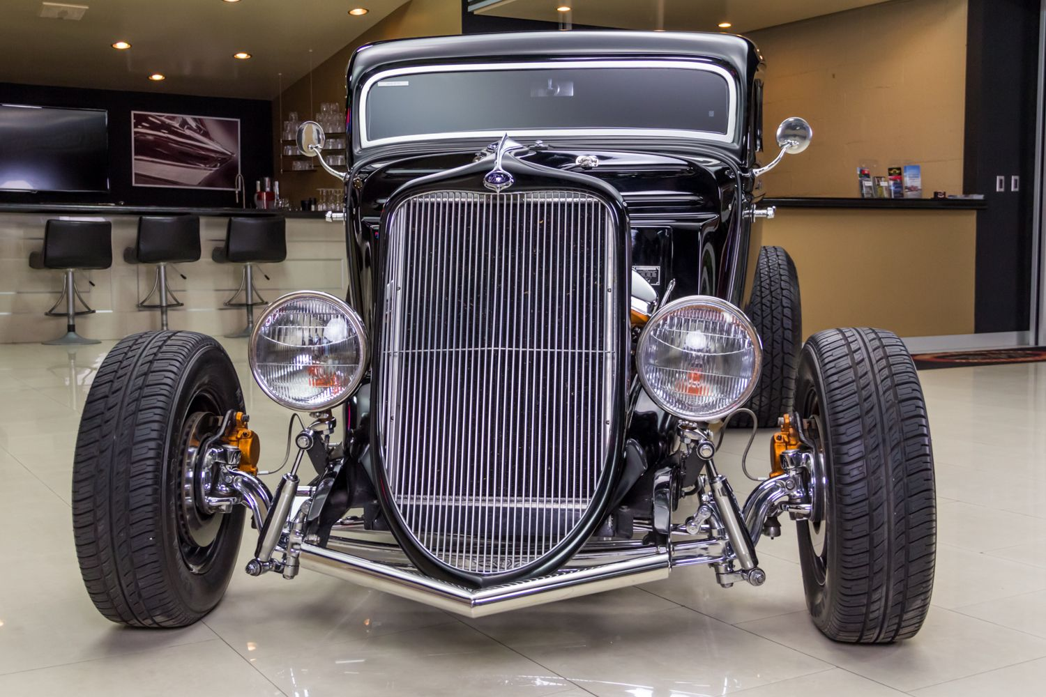 1933 Ford 3-Window | Classic Cars for Sale Michigan - Antique Muscle ...