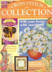 Cross-Stitch Magazines - This is a paid service