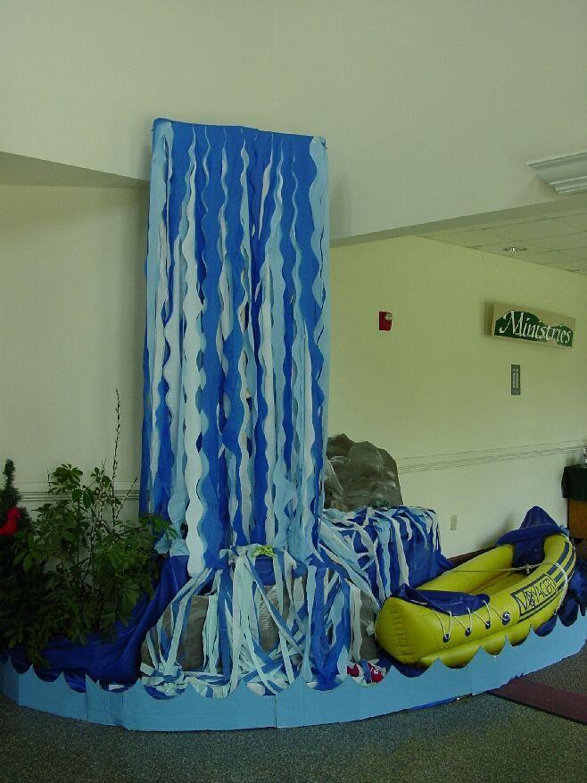 Classroom Walkthrough Ideas ~ Treasure island vbs decor via wendy mann tropical