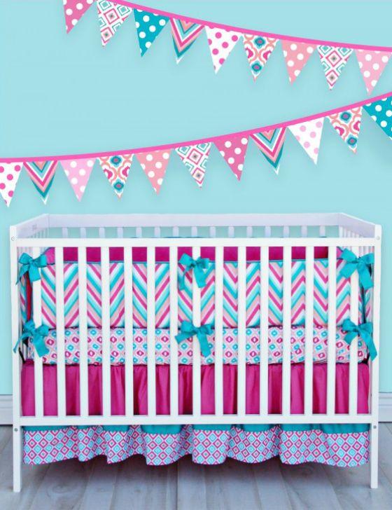 Giveaway Caden Lane 3 Piece Bedding Set Crib Bedding Girl Baby