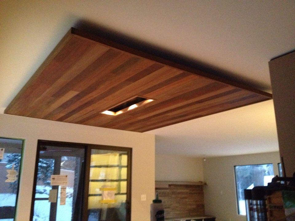 Ipe Ceiling Detail Amenagement Maison Maison