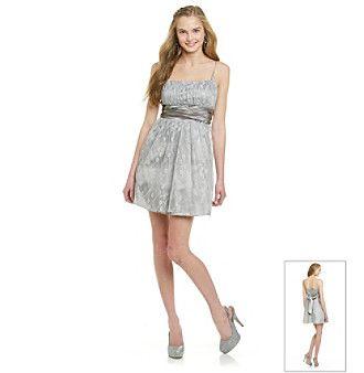 Silver Dresses For Juniors – sofy.tk