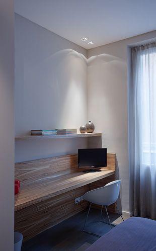 In Montecarlo . House Rue De Millo . 2011. Arch. Federico Delrosso.