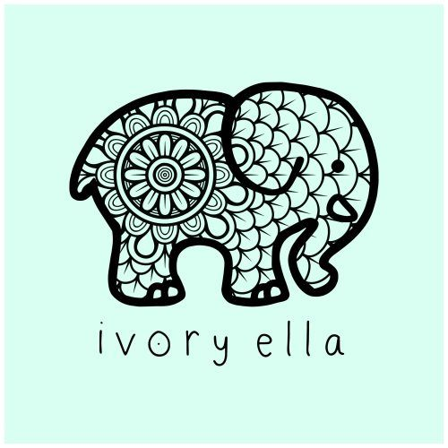 Image Result For Ivory Ella Logo Vinyl Pinterest