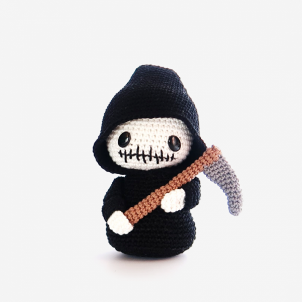 hgfgfHalloween Grim Reaper Amigurumi Pattern | [S] amigurumi ...