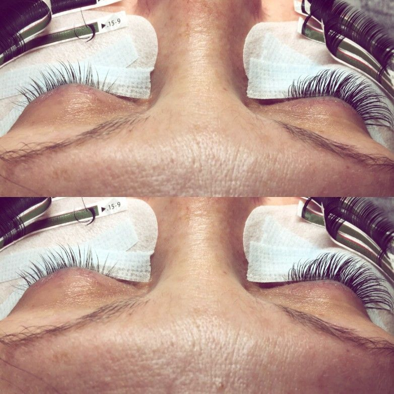 Lashes Done By Our Stylist Aundrea From Drab To Fab Lash