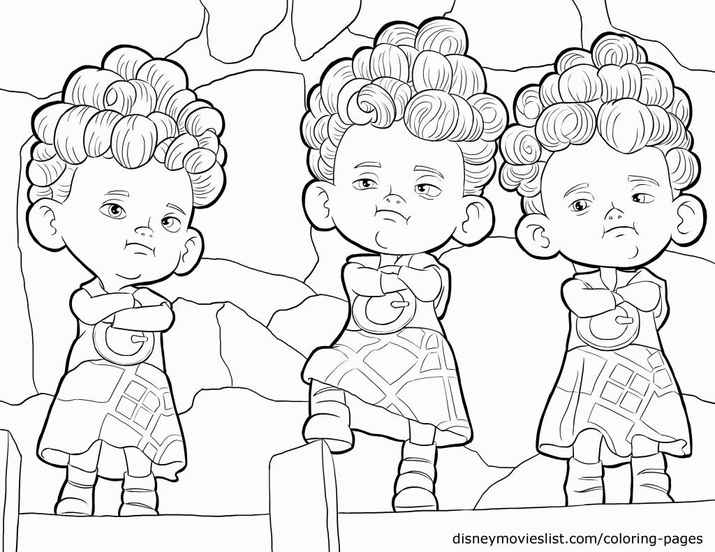 Brave Coloring Page | Coloring Pages | Pinterest