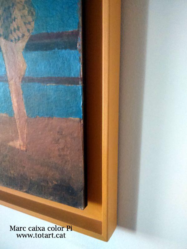 Marcos para pinturas al leo cuadros para for Enmarcar cuadros en casa
