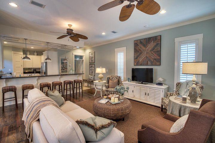 For Sale: A Coastal Home in Seacrest Beach, Florida