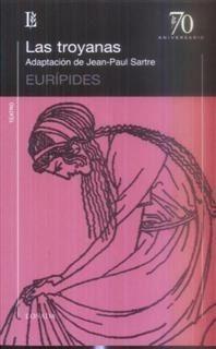 Las Troyanas Euripides 235 00 Literatura Clásica Libros Libros Para Leer