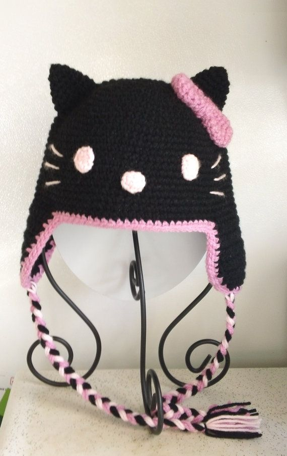 Hello Kitty Hat By Scotako On Etsy 1600 Whatever Pinterest