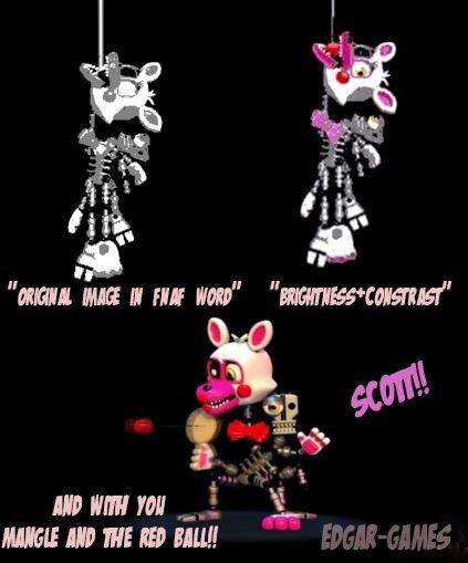 Fnaf  Happiest Day Minigame Bonnie Masked Kid