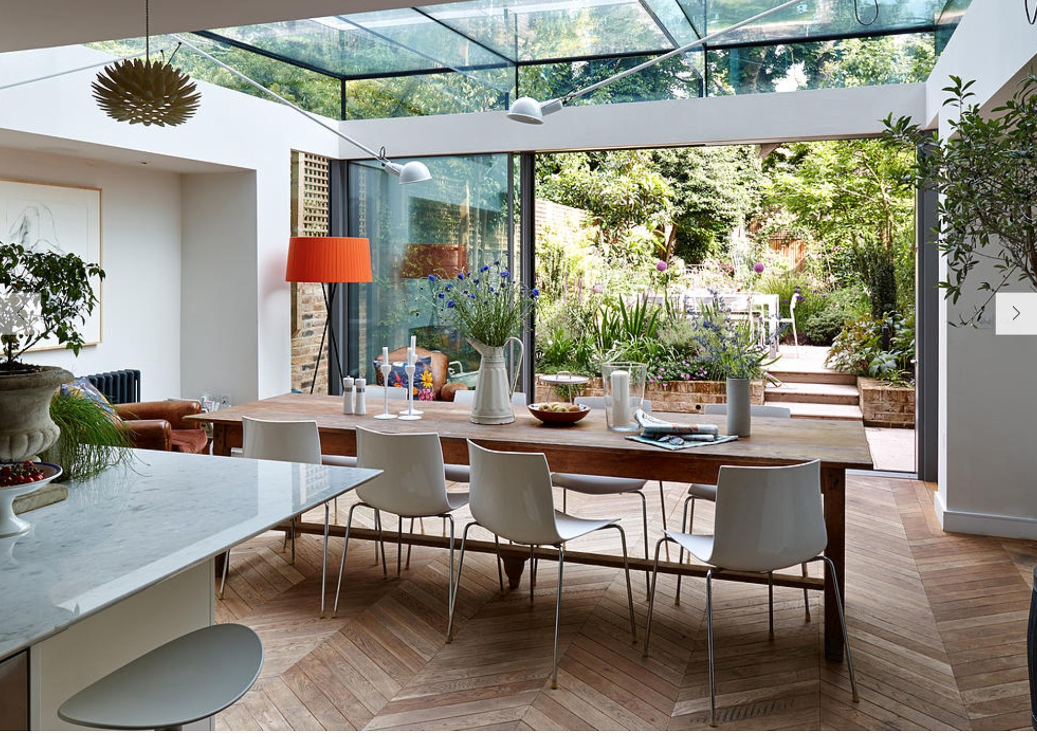 Puertas de cristal: 9 diseños elegantes y modernos que harán lucir tu casa fantástica