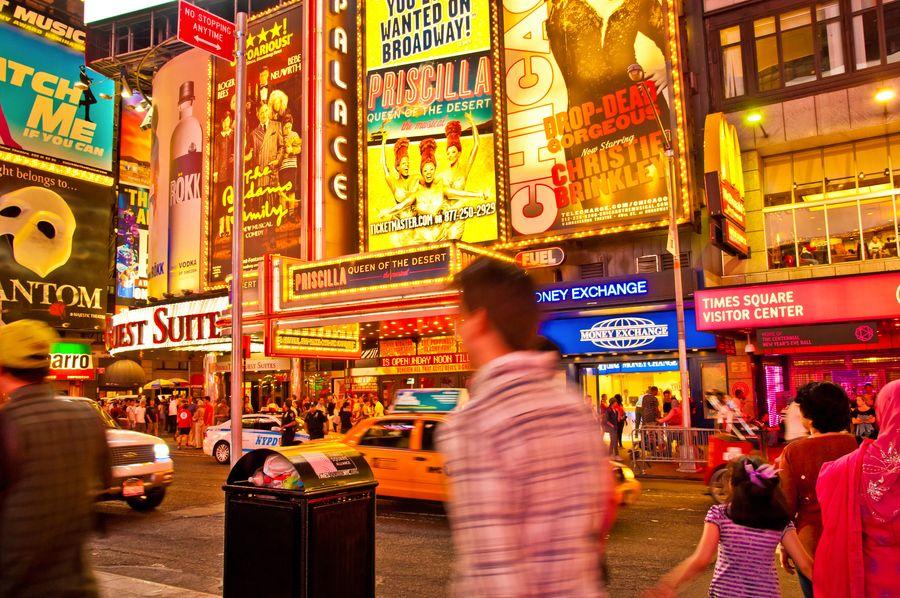 broadway | new york | Pinterest