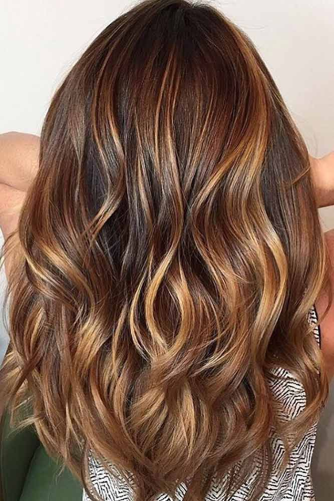 21 Ways To Experiment With Balayage Highlights Beauty And Hair