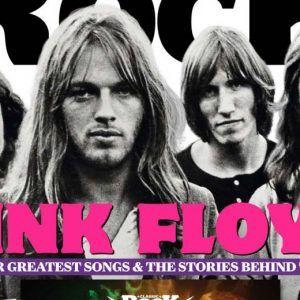 classsic-rock magazine Pink Floyd