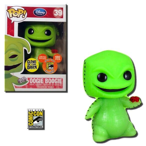 Oogie Boogie - Nightmare Before Christmas - Comic Con Exclusive ...