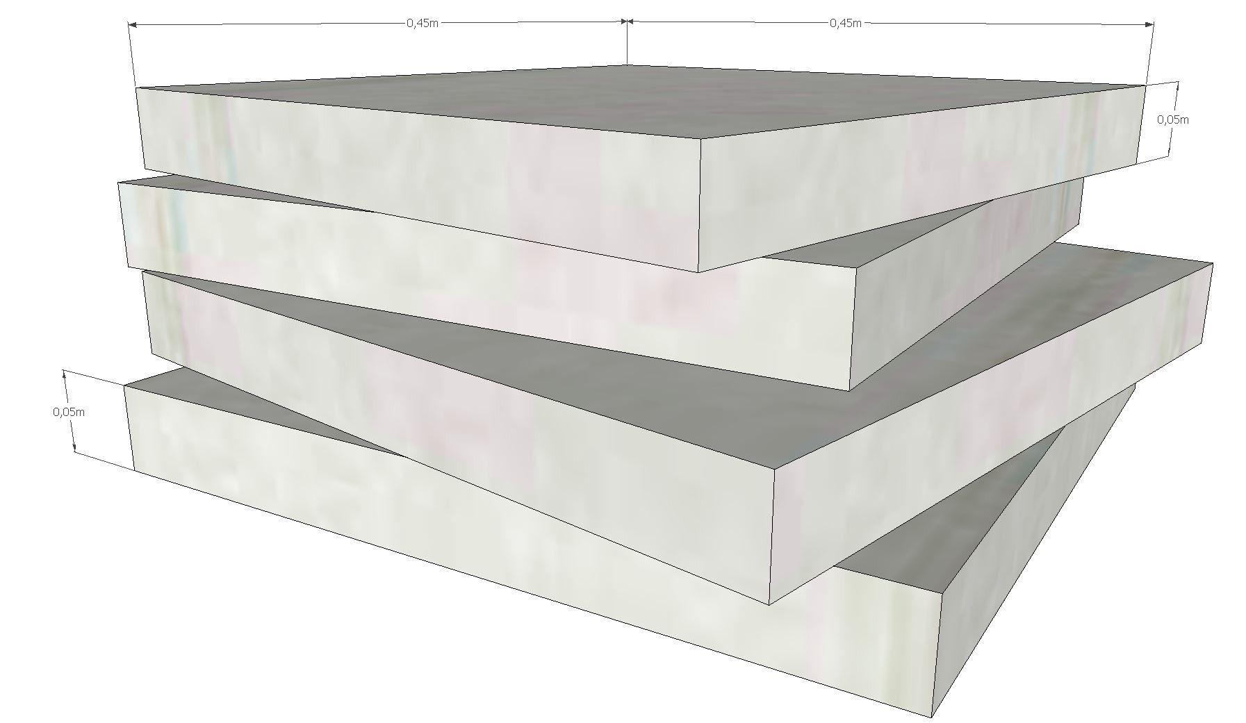 Schaumstoff Polster Set 4 Stk 45x45x5cm Sehr Feste Qualität Polster Wolle Kaufen Kissen