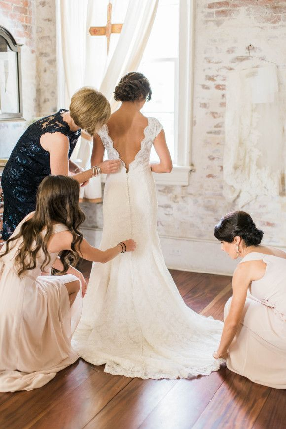 Traditional New Orleans Wedding | Wedding Sparrow | Nicole Berrett ...
