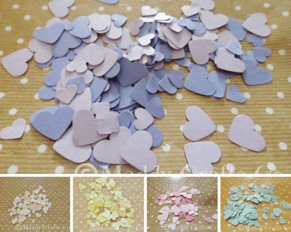 Heart Embellishment Paper Craft Scrapbook Card Making Decoration Craft Supplies