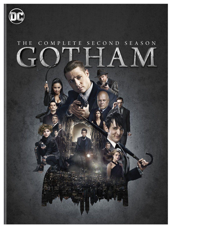 Animal instincts dvd zavvi com - Gotham Season 2 Dvd Cover