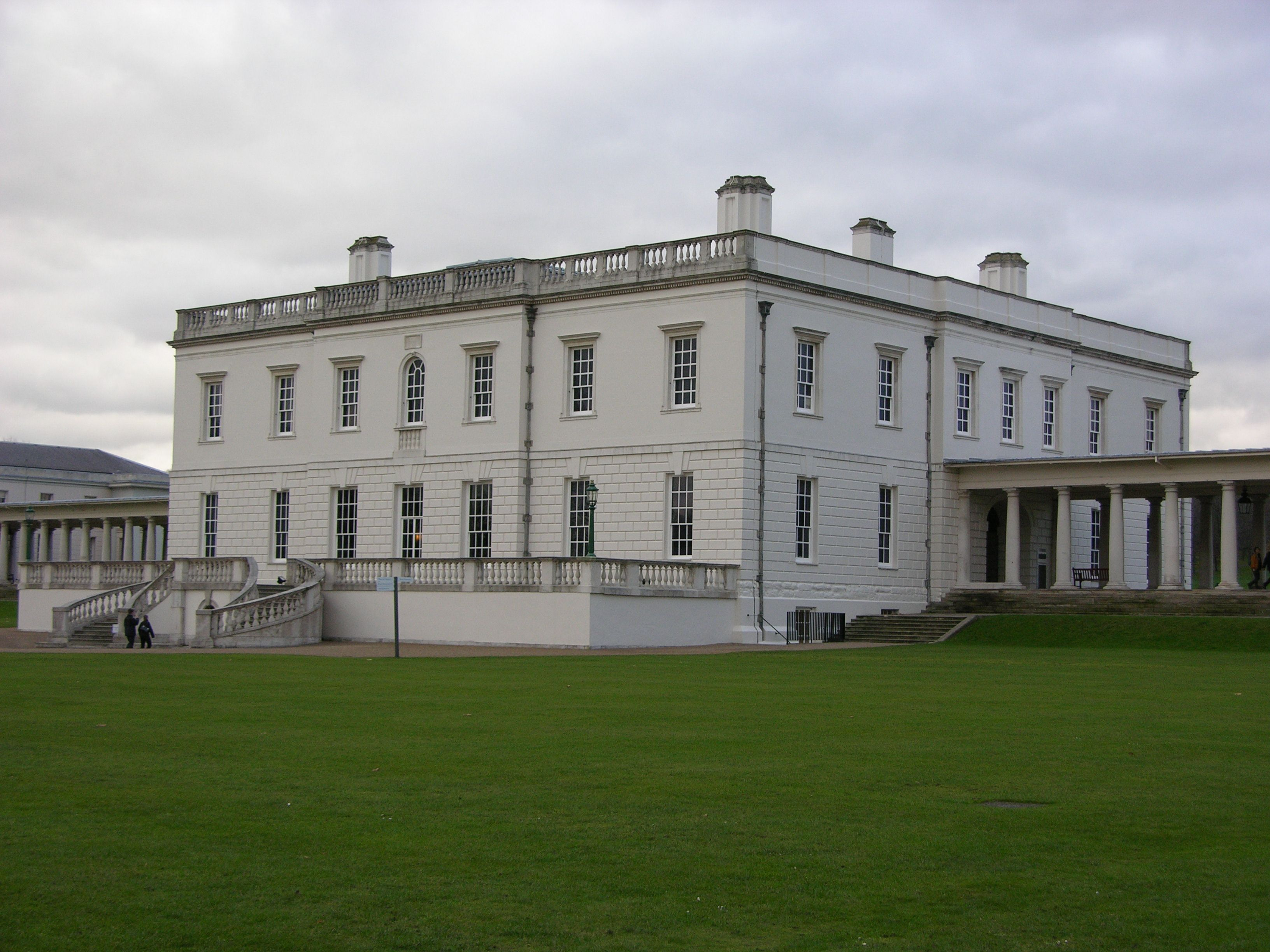 Inigo Jones Queen S House Greenwich England 1616 35 Architecture England Country Estate Historic Buildings Mansions