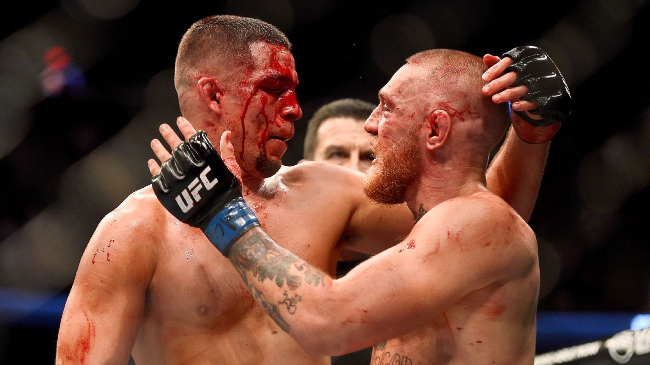Ufc News Conor Mcgregor Vs Nate Diaz To Happen At Ufc 250 Nate Diaz Ufc News Ufc