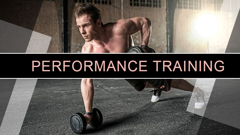 What Is Performance Training Sports Performance Training Performance Fitness Training