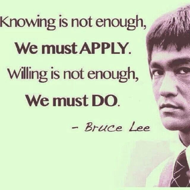 I love and will always love Bruce Lee...