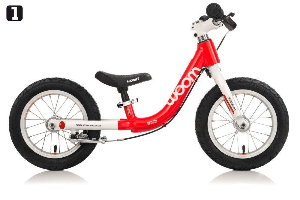 Woom 1 Balance Bike Bike Woom Bike