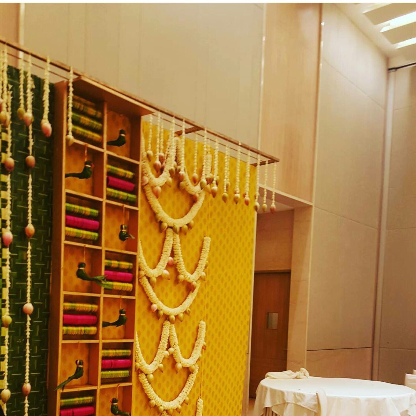 South Indian Wedding Decoration Ideas: Indian Wedding Decor #indian #wedding