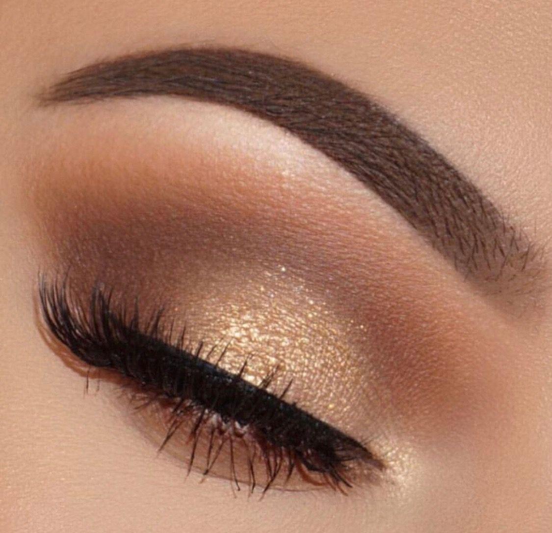 макияж в картинках коричневые тени это, согласитесь, хороший