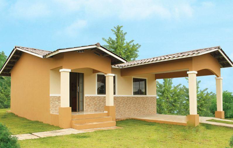 Fachadas de casas sencillas de un solo piso casas for Fachadas de casas de dos pisos sencillas