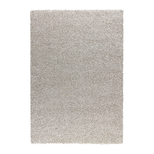 ALHEDE Rug High Pile Off White