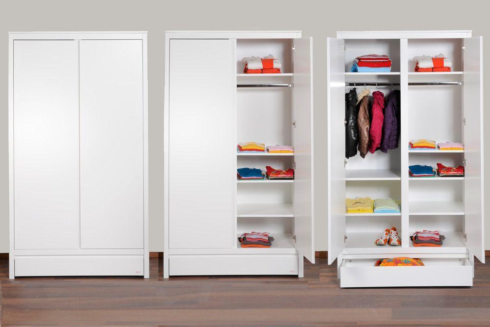 Jugendzimmer Dornröschen #Möbel #Kinderzimmer #Kleiderschrank - schlafzimmerschrank weis