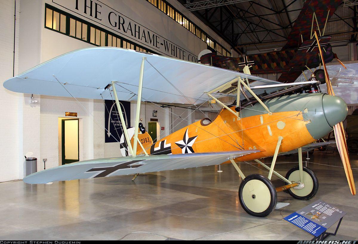 Photos Albatros DVa (Replica) Aircraft Pictures Ww1