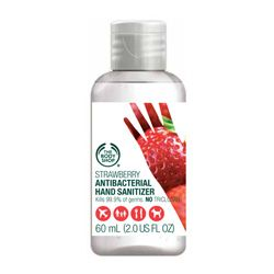 The Body Shop Strawberry Antibacterial Hand Sanitizer Cosmeticos