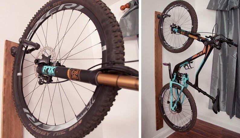 Bike Holder Plan/Hanging Bike Rack Plan/Bike Rack Plan