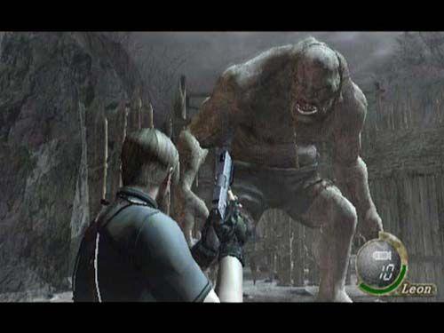 Resident Evil 4 (Disc 1) ISO < GCN ISOs   Emuparadise