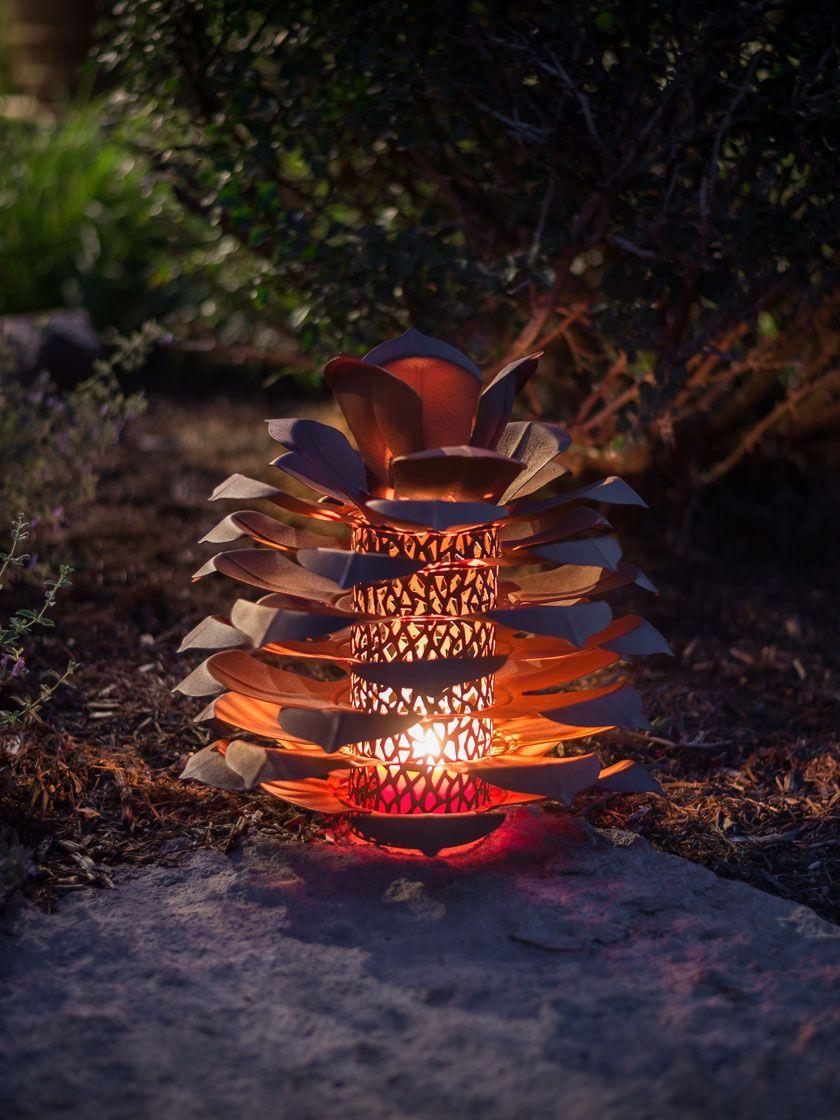 Solar Lantern Solar Bottle Lantern Kit Wine Bottle Lights In 2020 Solar Lights Solar Light Crafts Solar Garden Lanterns