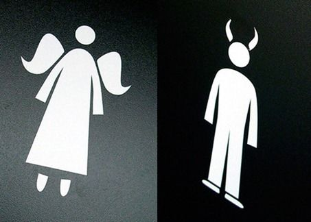 Bathroom Signs Restaurant creative and funny toilet signs from around the world   amusing