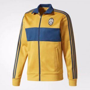 Football shirts · 2017 Cheap Training Jacket Juventus Replica Yellow  Uniform  AFC548  eed227802
