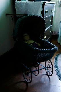 Doll Stroller Olipa kerran