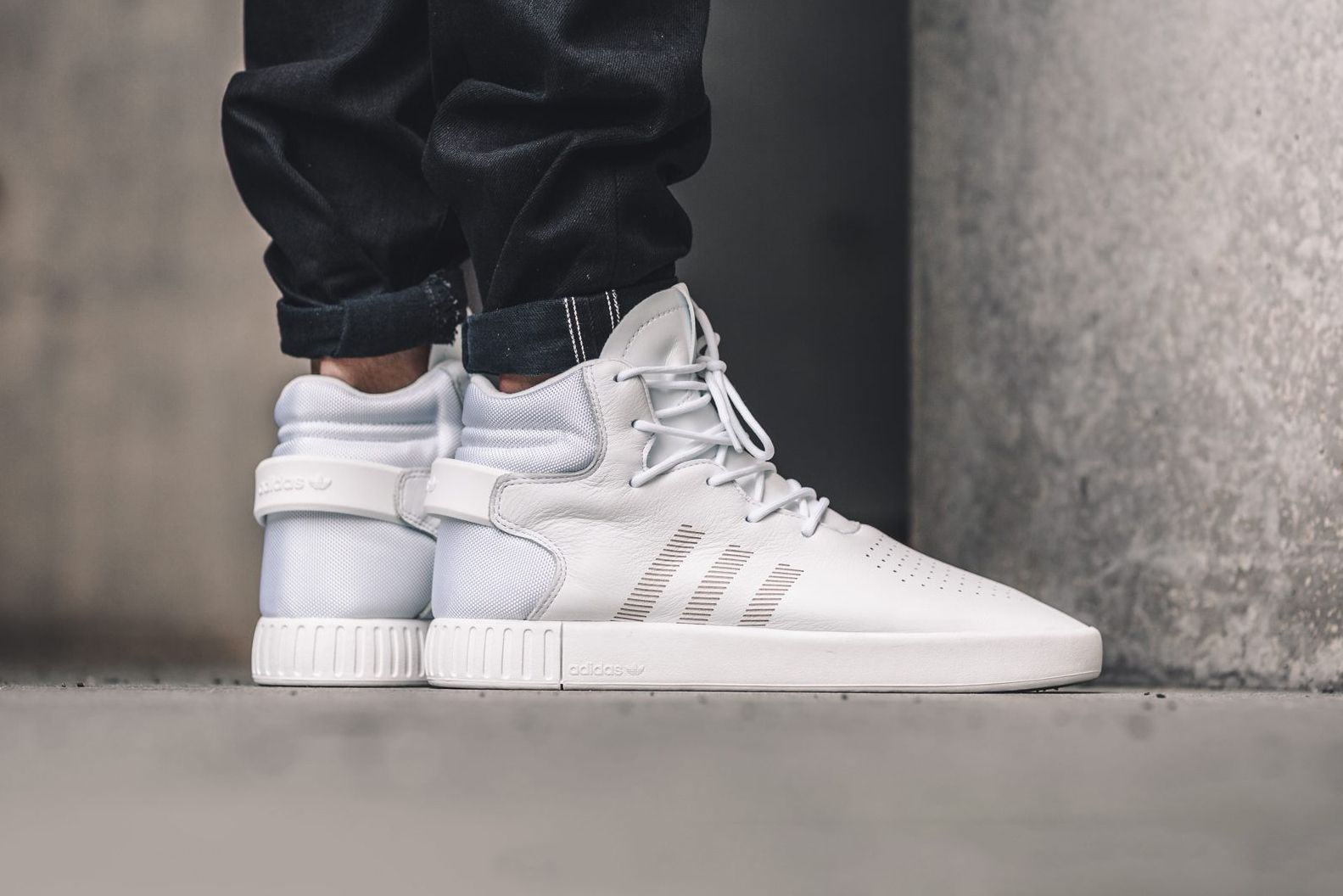 A high fashion runway sneaker under $170, meet Adidas