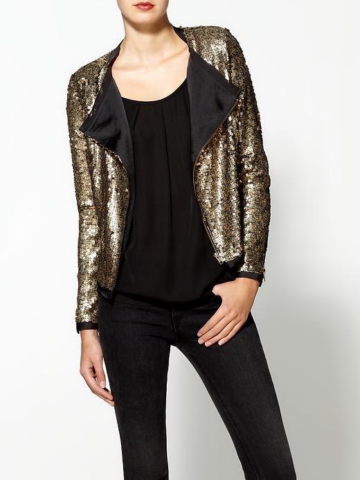 Aryn K. Sequin Jacket