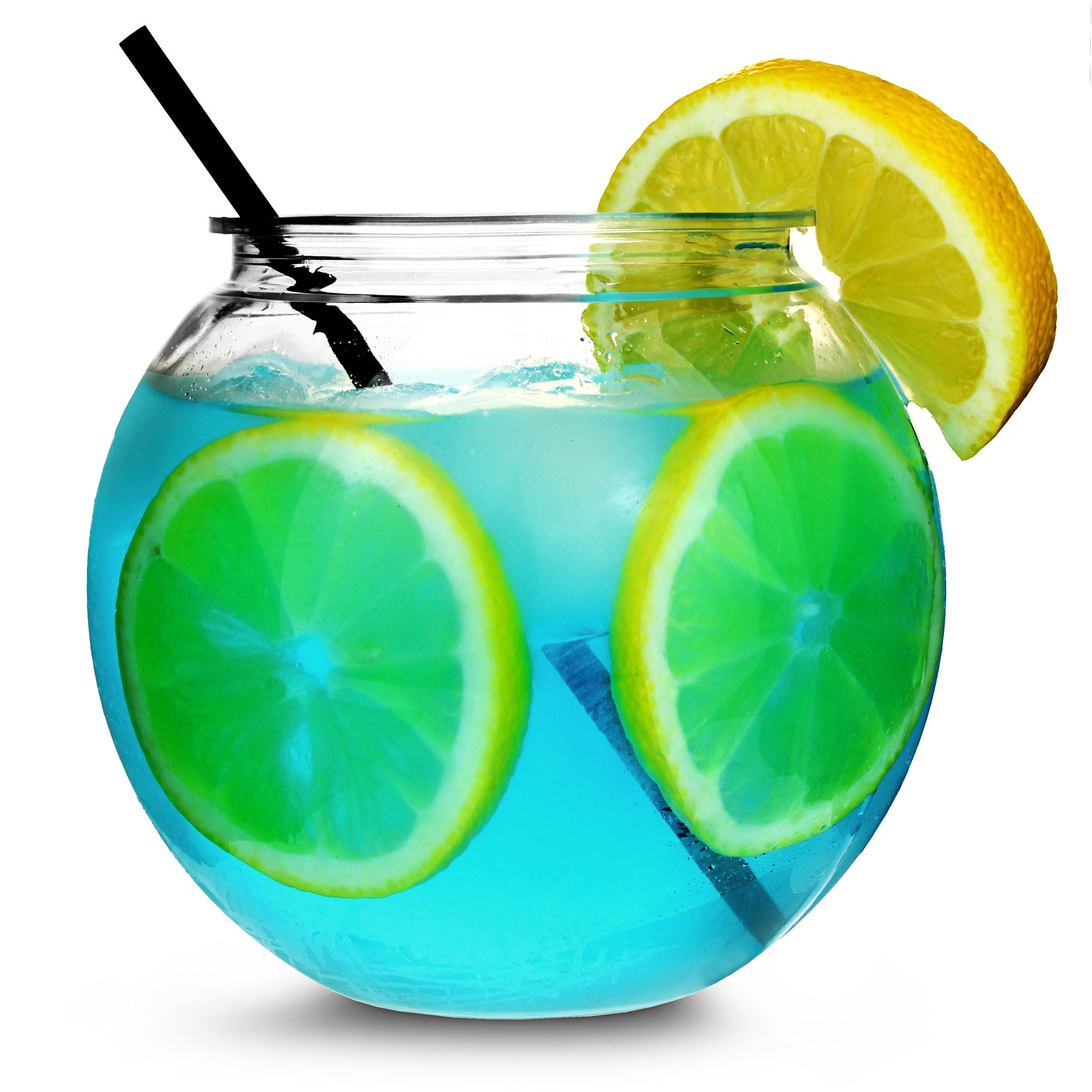 No party is plete without a fish bowl With the Individual Mini