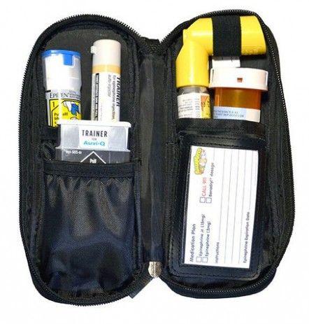 Epi Pen Holder Epi Pen Case Pen Case Allergy Medicine