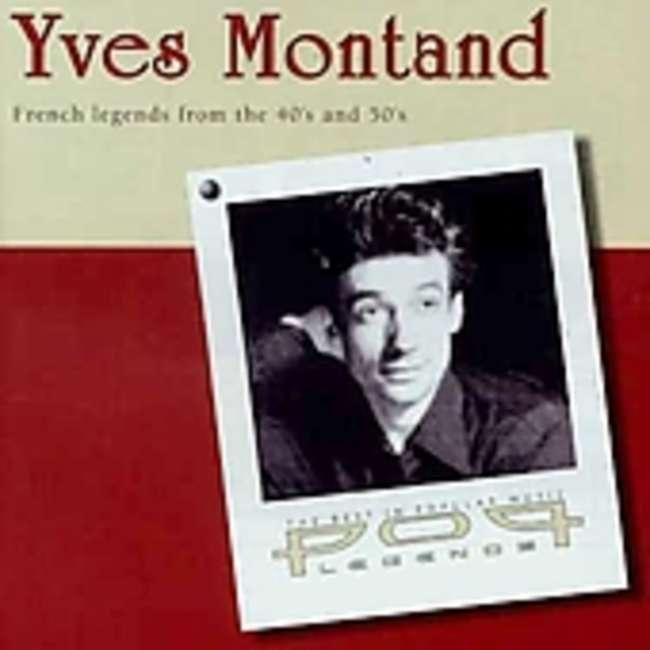 Yves Montand - Pop Legends