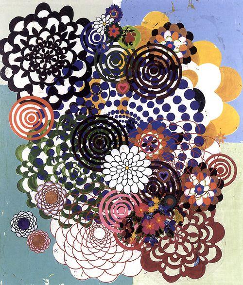 beatriz milhazes | a r t | Pinterest | Patterns, Surface ...
