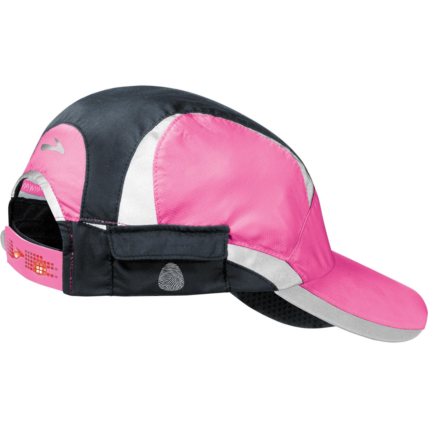 Nighlife Hat: nighttime running hat with LED light